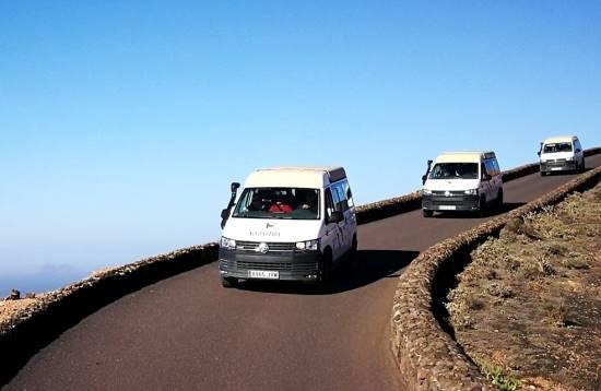 Tour 4x4 Jeep & Bús El Norte de Lanzarote