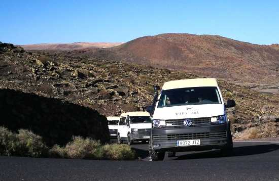 Safari 4x4 Jeep & Bús El Sur de Lanzarote