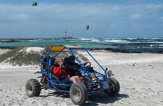 Excursión en Buggy Lanzarote Island Hopping