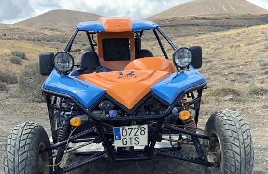 Tour Buggy Xtremo Lanzarote