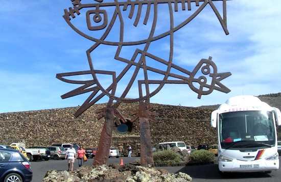 Viaje en autobús Los Encantos del Norte de Lanzarote