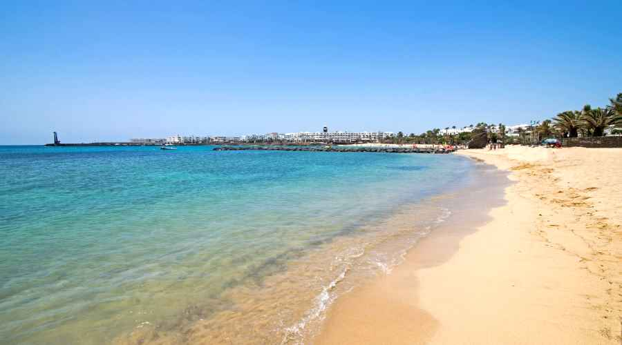 Playas Costa Teguise