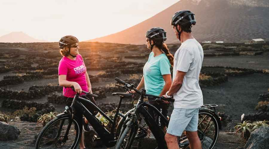 Lanzarote e-bike